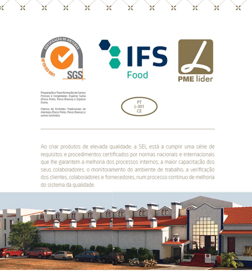 Certificação IFS